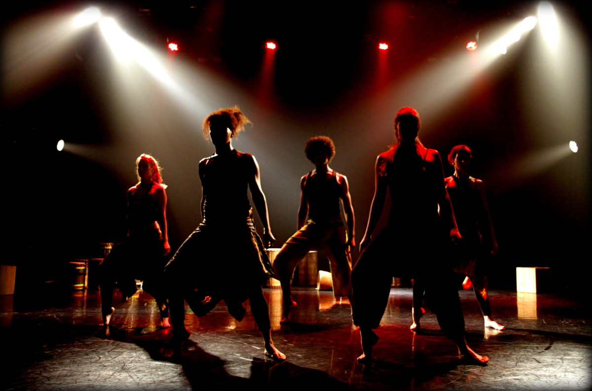 AFRO-CONTEMPORARY DANCE