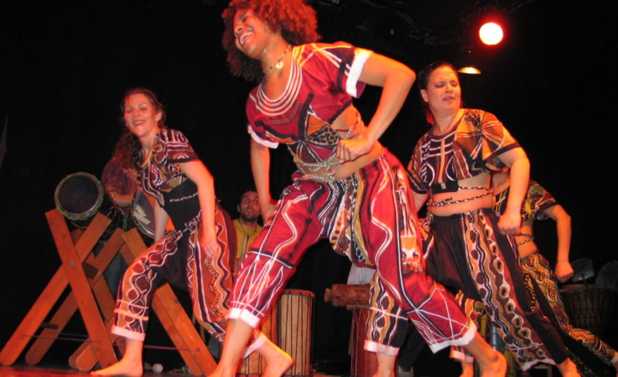 AFRO-FUSION PERFORMANCES