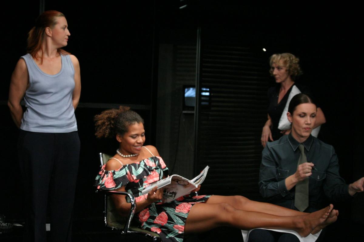 Vloge v gledaliških predstavah